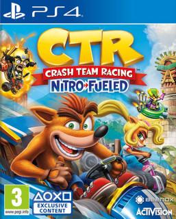 Crash Team Racing: Nitro-Fueled PS4