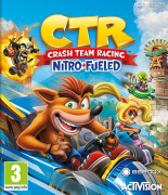 Crash Team Racing: Nitro-Fueled (használt) XBOX ONE