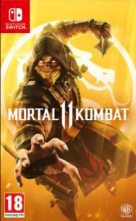 Mortal Kombat 11 (használt) Nintendo Switch