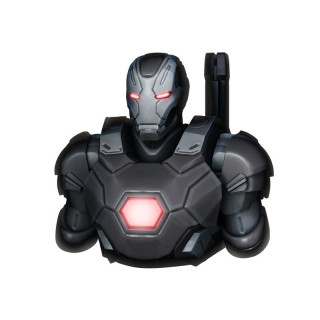 IRON MAN - Persely mellszobor - War Machine (22cm)