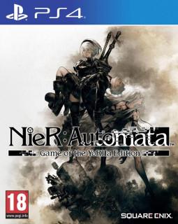 NieR: Automata - Game of the YoRHa Edition (használt) PS4