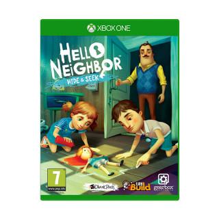 Hello Neighbor: Hide & Seek XBOX ONE