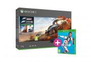 Xbox One X 1TB + Forza Horizon 4 + Forza Motorsport 7 + FIFA 19 Xbox One