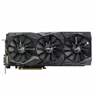 ASUS ROG-STRIX-RX580-O8G-GAMING AMD 8GB GDDR5 256bit PCI-E videokártya PC