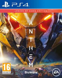 Anthem Legion of Dawn PS4