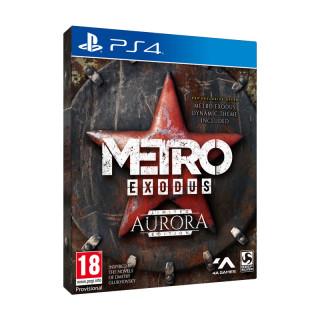 Metro Exodus: Aurora Edition PS4