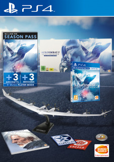 Ace Combat 7: Skies Unknown - The Strangereal Edition (Collector's Edition) PS4