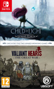 Child of Light Ultimate Edition + Valiant Hearts: The Great War Switch