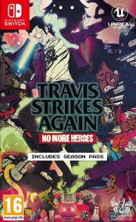 Travis Strikes Again: No More Heroes Nintendo Switch