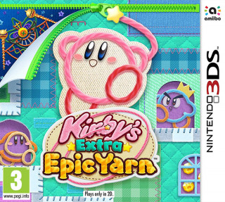 Kirby's Extra Epic Yarn 3DS