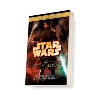 Star Wars: Coruscanti éjszakák: Az utolsó lovag AJÁNDÉKTÁRGY