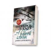 Sherlock Holmes: A háború istenei (puhafedeles)