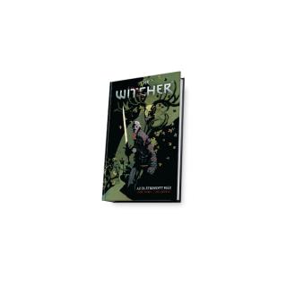 The Witcher/Vaják: Az elátkozottak háza (képregény) Ajándéktárgyak