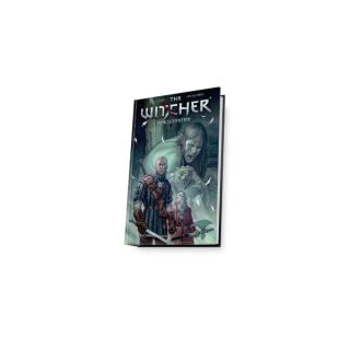 The Witcher/Vaják: Rókagyermek (képregény) AJÁNDÉKTÁRGY
