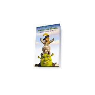 Harmadik Shrek: regény a film alapján Ajándéktárgyak