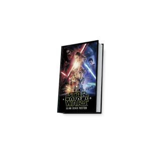 Star Wars: Az ébredő Erő (keménytáblás) AJÁNDÉKTÁRGY