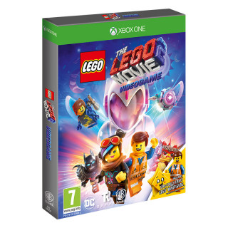 LEGO Movie 2: The Videogame Toy Edition XBOX ONE