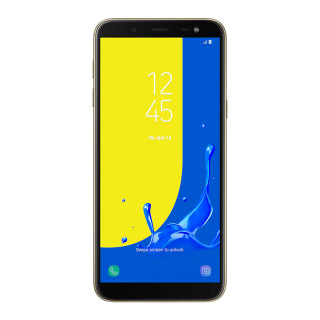 Samsung SM-J600FZDUXEH Galaxy J6 Dual SIM Gold Mobil