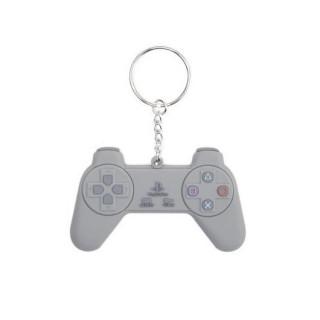 PlayStation Kontroller Gumi Kulcstartó AJÁNDÉKTÁRGY