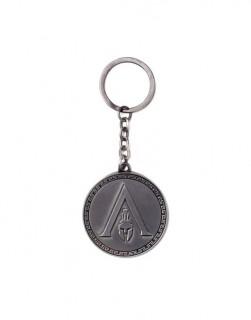 Assassin's Creed Odyssey Silver Kulcstartó Ajándéktárgyak