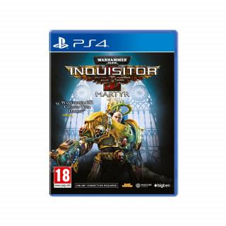 Warhammer 40,000: Inquisitor - Martyr (használt) PS4