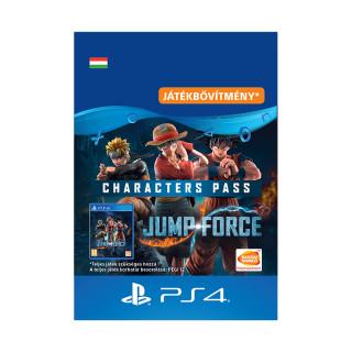 JUMP FORCE - Characters Pass - ESD HUN (Letölthető) PS4