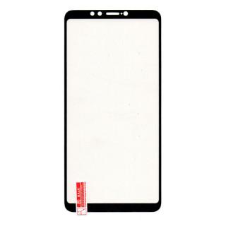 Xiaomi Mi Max 3 2,5D üvegfólia (Fekete) Mobil
