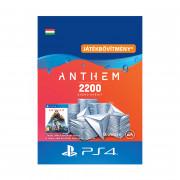 Anthem™ 2200 Shards Pack - ESD HUN (Letölthető)