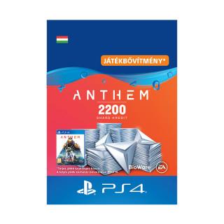 Anthem™ 2200 Shards Pack - ESD HUN (Letölthető) PS4