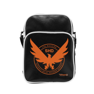 THE DIVISION - Messenger Bag Emblem - Vinyl Small AJÁNDÉKTÁRGY
