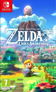 The Legend of Zelda: Link's Awakening (használt) Nintendo Switch