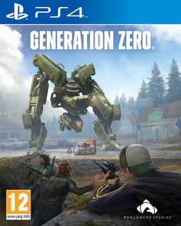 Generation Zero (használt) PS4