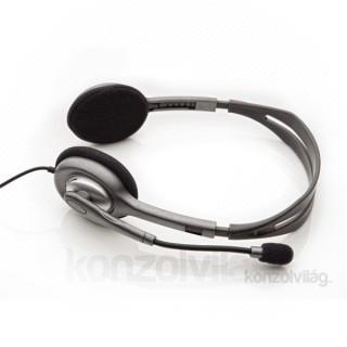 Logitech H110 Headset (Bontott) PC