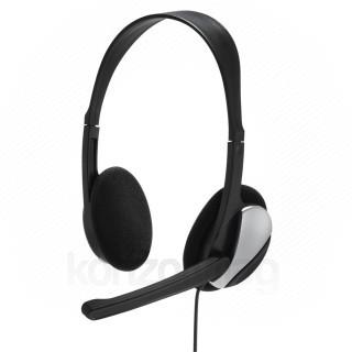 Hama 139900 PC Headset ESSENTIAL 200 (Bontott) PC