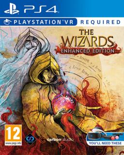 The Wizards VR (használt) PS4