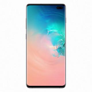 Samsung SM-G975FZ Galaxy S10+ 128GB Dual SIM Prism White Mobil