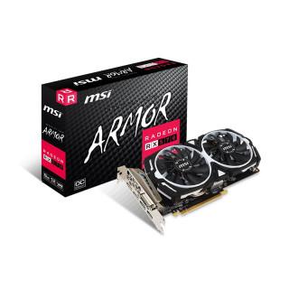 MSI Radeon RX 570 ARMOR 8G OC videokártya PC
