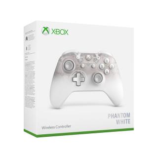 Xbox One vezeték nélküli kontroller (Phantom White Special Edition)
