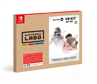 SWITCH Nintendo Labo VR Kit - Expansion Set 1 Switch