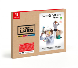 SWITCH Nintendo Labo VR Kit - Expansion Set 2 Switch