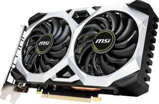 MSI GeForce GTX 1660 VENTUS XS 6G OC videokártya PC