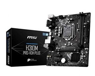 MSI H310M PRO-VDH PLUS alaplap PC