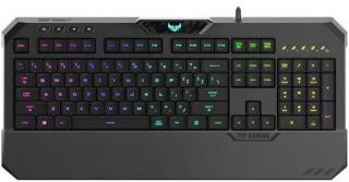 Asus TUF Gaming K5 Magyar Gamer billentyűzet (90MP0130) PC