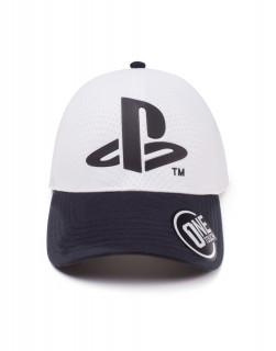 Playstation - Sapka - Logó Seamless Curved Bill AJÁNDÉKTÁRGY
