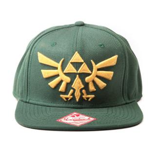 Nintendo - Sapka - Zelda Golden Logo Snapback AJÁNDÉKTÁRGY
