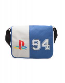 PlayStation - Táska - Classic 94 Logo Messenger Bag AJÁNDÉKTÁRGY