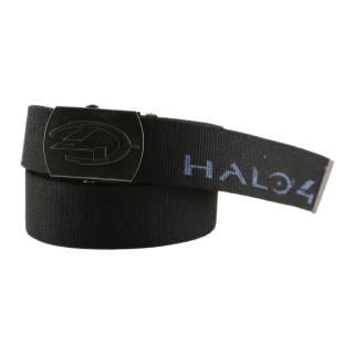 Halo 4 - Öv - Web-Belt Blue Logo Ajándéktárgyak