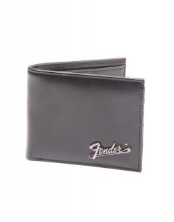 Fender - Pénztárca - Bifold Wallet with Metal Plate Logo Ajándéktárgyak