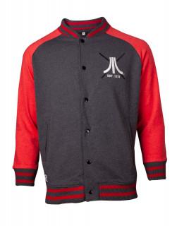 Atari - Atari Varsity Sweat Jacket - Dzseki - XL AJÁNDÉKTÁRGY
