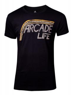 Atari - Arcade Life Men's - Póló - XL Ajándéktárgyak